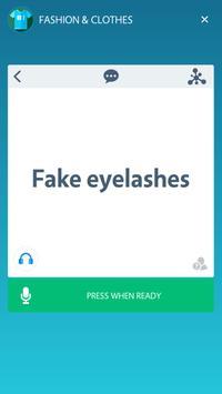 IELTS words trainer - IELTSez screenshot 2