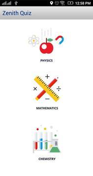 IIT Quiz App poster
