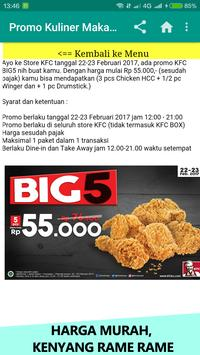 Promo Kuliner screenshot 3