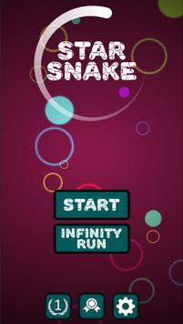 Star Snake poster
