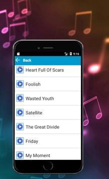 Rebecca Black-The Great Divide Lyrics poster