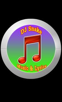 DJ Snake Song Lyrics poster