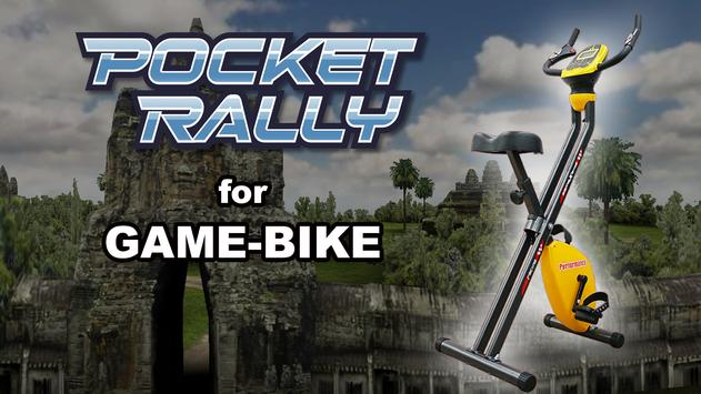 Pocket Rally for GAME-BIKE poster