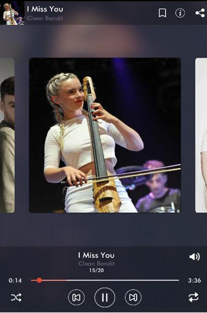 I Miss You Clean Bandit Mp3 for Android - APK Download