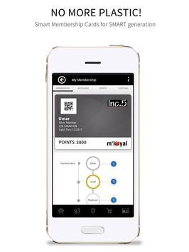 INC5 m'loyal App screenshot 1