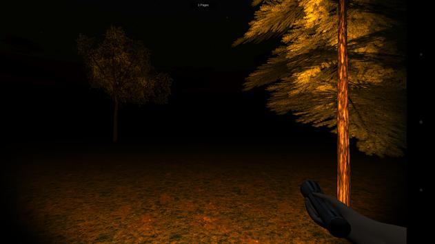 Slender Man Scare screenshot 22