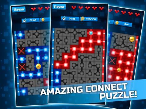 Hacker Attack Puzzle screenshot 11