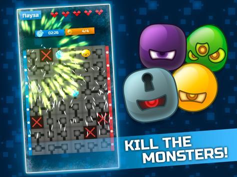 Hacker Attack Puzzle screenshot 4