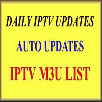 Poster Daily IPTV
