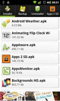 appInstaller apk screenshot