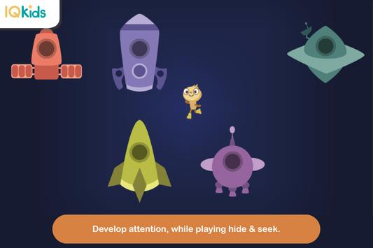 IQ Kids - Brain Training screenshot 2
