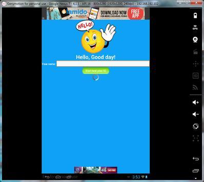 IQ Test apk screenshot