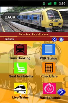 IRCTC Rail Booking Online screenshot 3