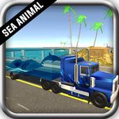Sea Animal Survival 3D icon