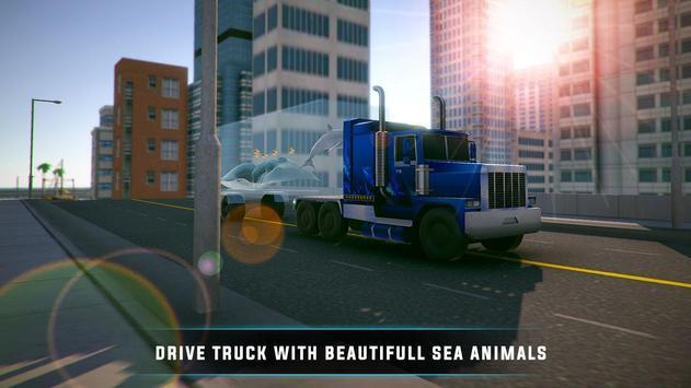 Sea Animal Survival 3D apk screenshot