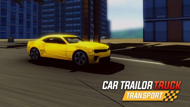 Car Transporter Trailer Truck apk screenshot