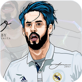 Isco Wallpapers HD 4K icon