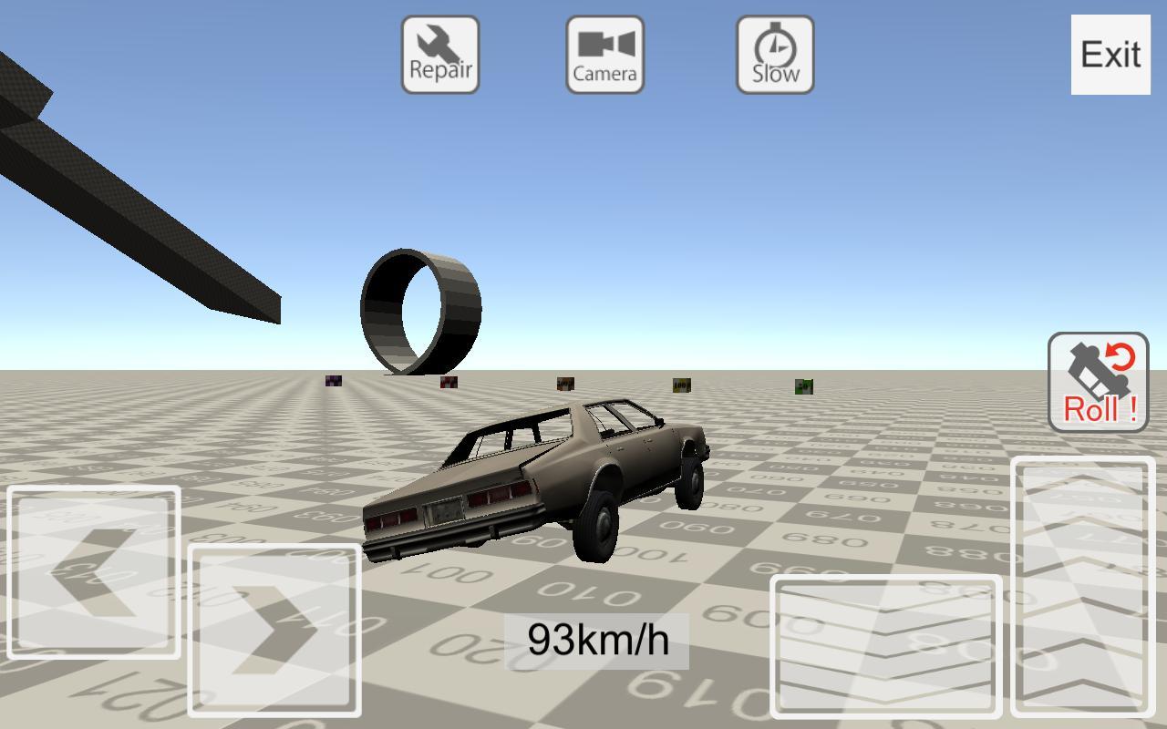 Deforming Car :Crash Simulator APK Download - Free Simulation GAME ...