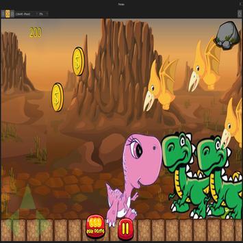 Dinosaurs vs Monster Trucks screenshot 4