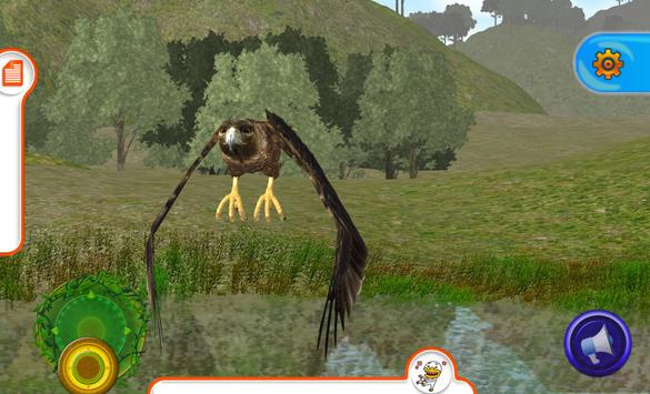 AR Birds(+Cardboard)  for kids screenshot 10