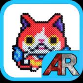 AR 요괴워치 카드(증강현실 + 카드보드) icon