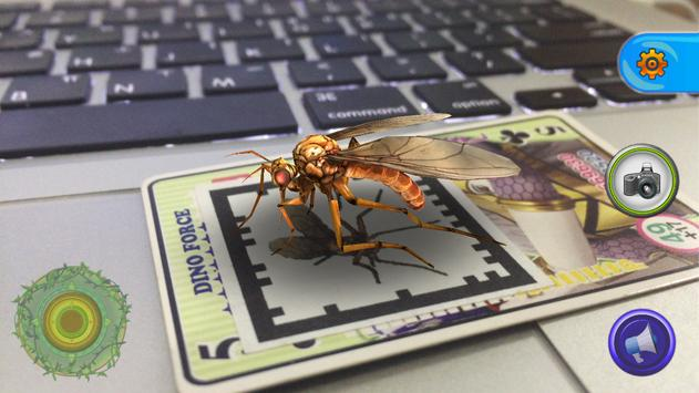 AR Insects screenshot 2