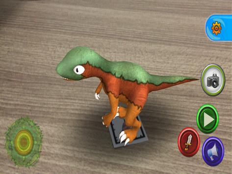 AR Jurassic Dino for kids screenshot 6