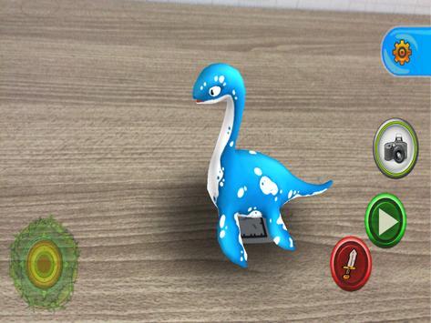 AR Jurassic Dino for kids screenshot 4