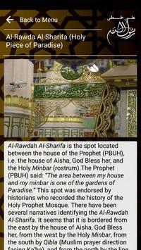 Following Prophet Footprints screenshot 2