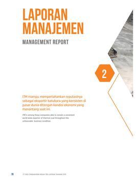 ITM 2015 Annual Report apk screenshot