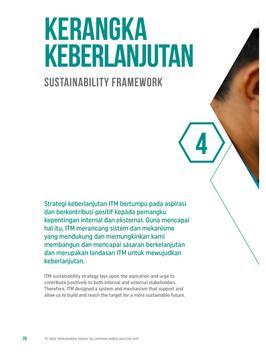 ITM 2015 Sustainability Report apk screenshot