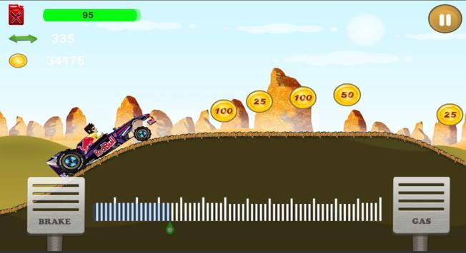 Car Hill Climb Racing apk screenshot