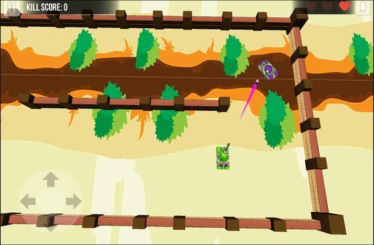 War Tanks Shoot screenshot 2