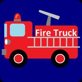 Puzzle Fire Truck icon