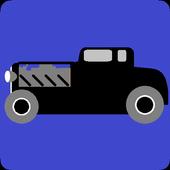 Hot Rod Puzzle icon