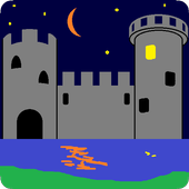 Kids Puzzle. Fortress icon