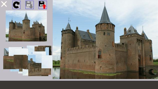 Fortress Puzzle Kids version screenshot 1