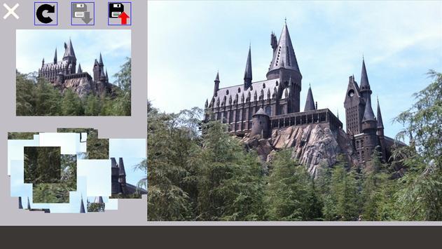 Castle Puzzle poster