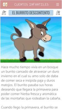 Cuentos Infantiles screenshot 7