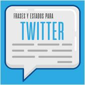 Frases y Estados para Twitter icon