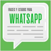 Frases y Estados para WhatsApp icon