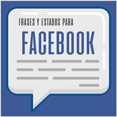 Frases y Estados para Facebook icon
