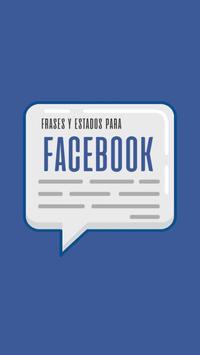 Frases y Estados para Facebook poster