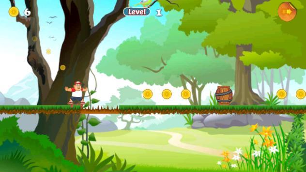 Jungle Skating apk screenshot