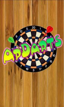 Ap Darts poster