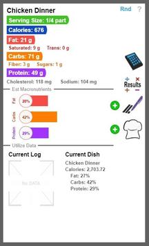 Count On Calories screenshot 1