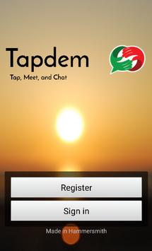 Tapdem poster