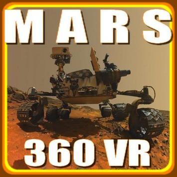 VR Martian Panoramic View poster