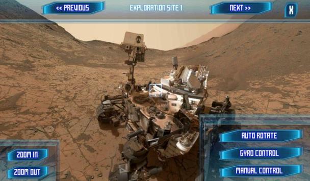 VR Martian Panoramic View apk screenshot