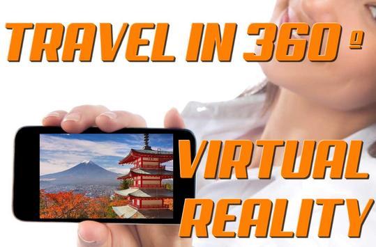 Traveling 360 VR Panoramas apk screenshot